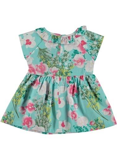 Mininio Elbise Yeşil